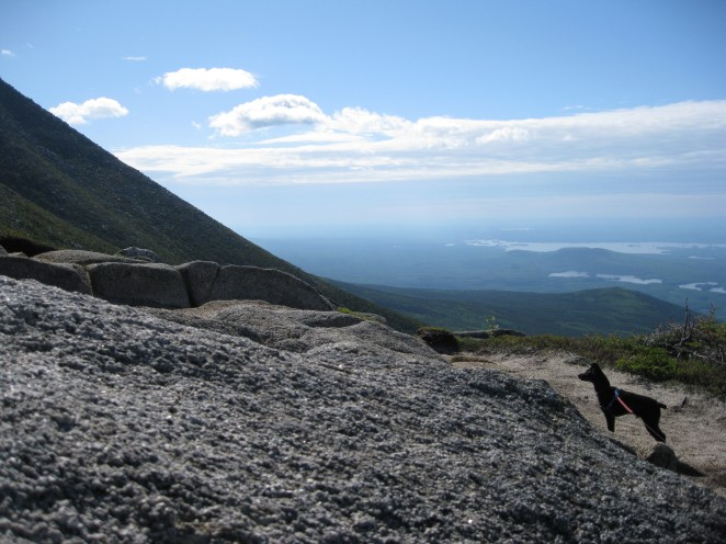 photographed by Nichole Hastings, Mount Katahdin, Baxter State Park, Maine, May 30, 2010