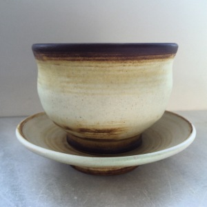 White Teabowl Set no. 1