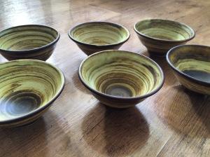 Green Teabowls