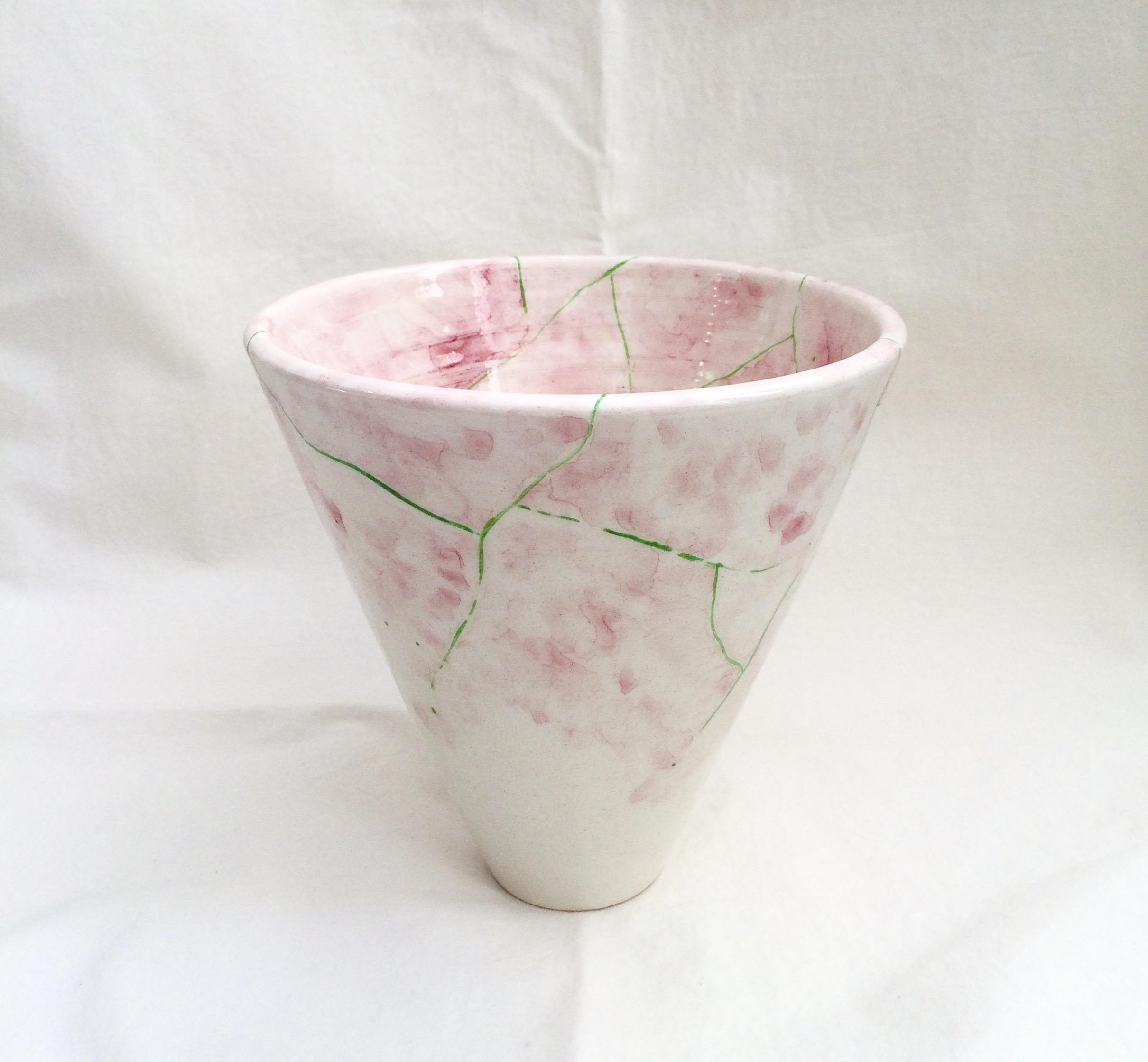 Spring (t)here Vase by NIKORU @nicholehastings